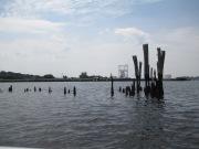 Remains of drydock Green Jacket Shoal