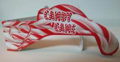 Candy Cane Glasses 2
