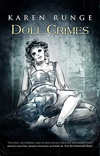 Cover of Doll Crimes by Karen Runge (Crystal Lake Publishing)