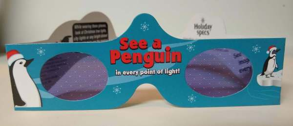 Penguin Glasses 1