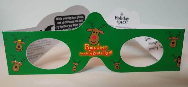 Reindeer Glasses 1