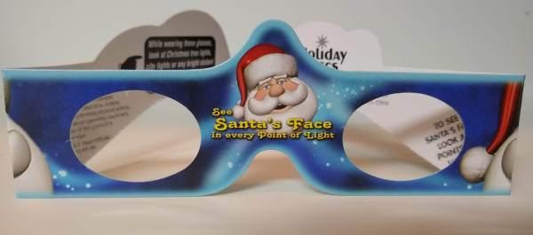 Santa Glasses 1