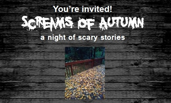 Screams of Autumn Night of Scary Stories