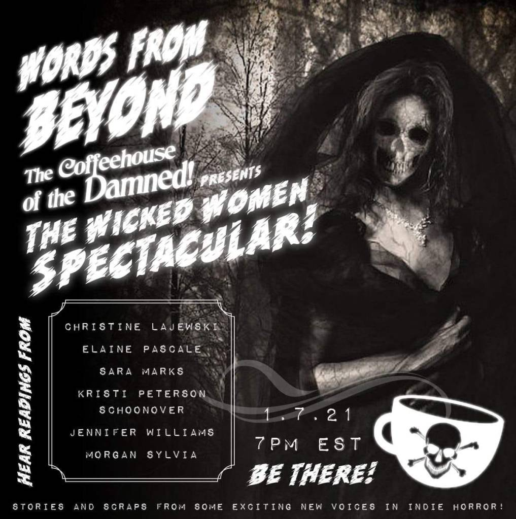 Coffeehouse of the Damned Wicked Women Poster