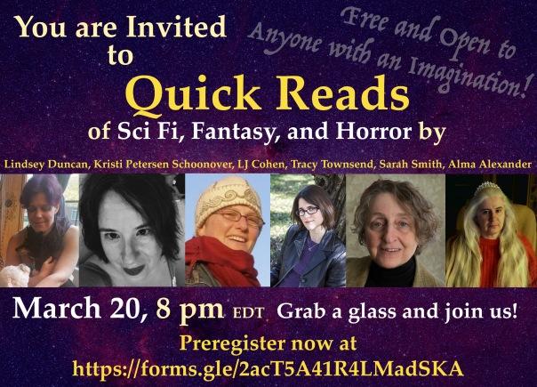 Author Reading 03-20-21