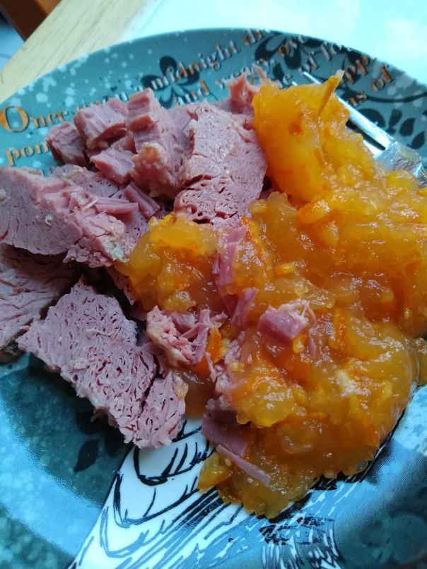 Corned Beef and Marmalade 2020