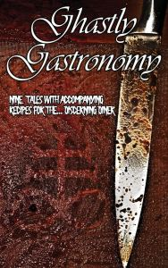 Ghastly Gastronomy Cover