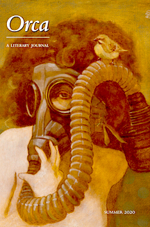 Orca Lit Speculative Issue 4 Cover