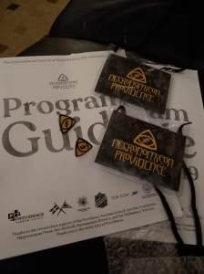 Passes and Program Books for NecronomiCon 2019
