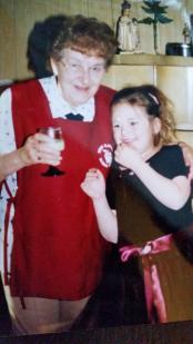 Del and Andi 2002