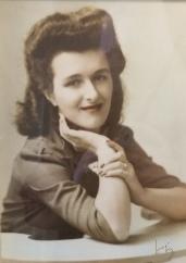 Delores 1940s