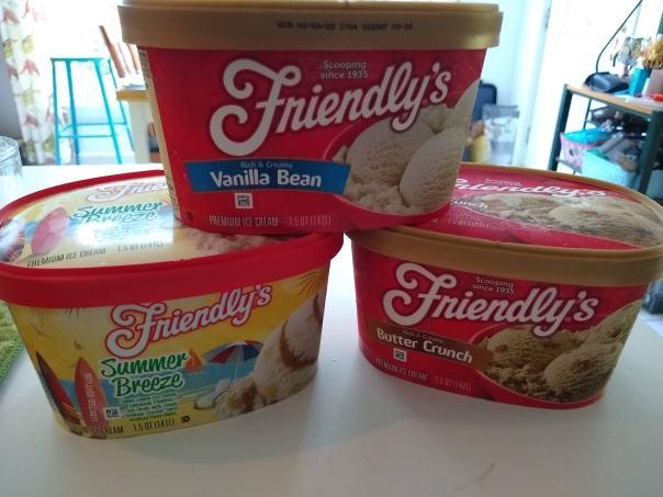 Friendly's Ice Cream haul 05-19-21