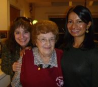 Maryanne Del Sana -- Thanksgiving 2011