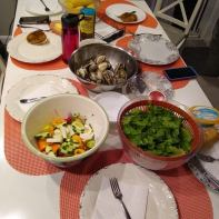 Cape Cod Seafood Dinner