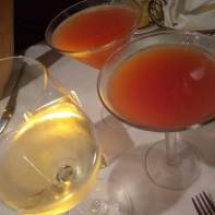 Belfry Inn martinis