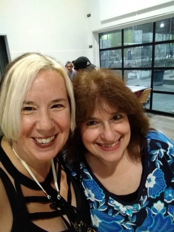 Kristi Petersen Schoonover and Maryanne Squeglia